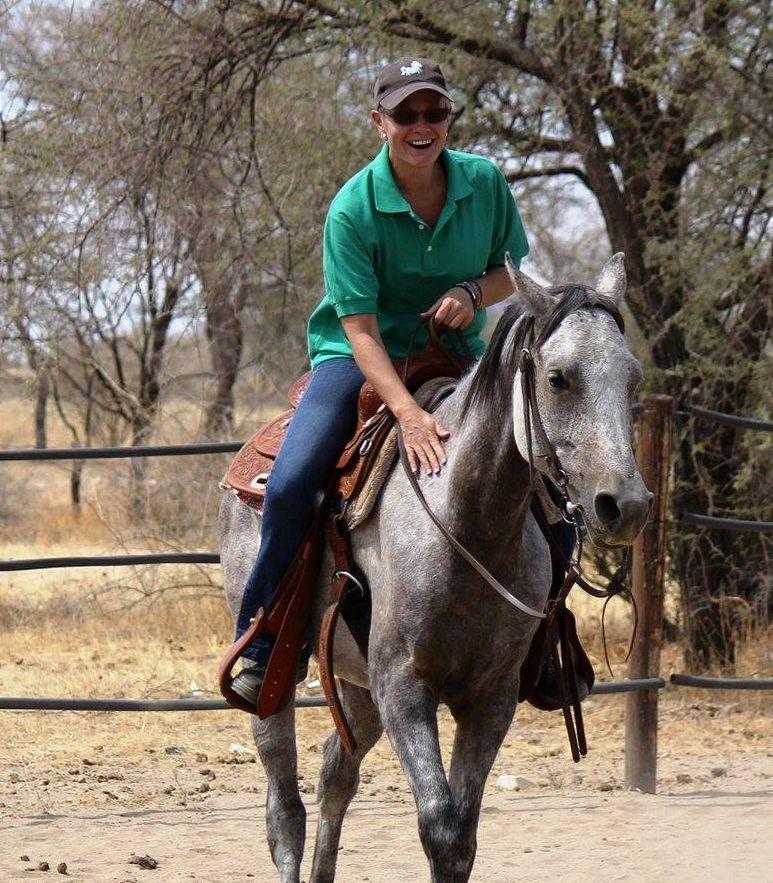 L Keyser Namibia